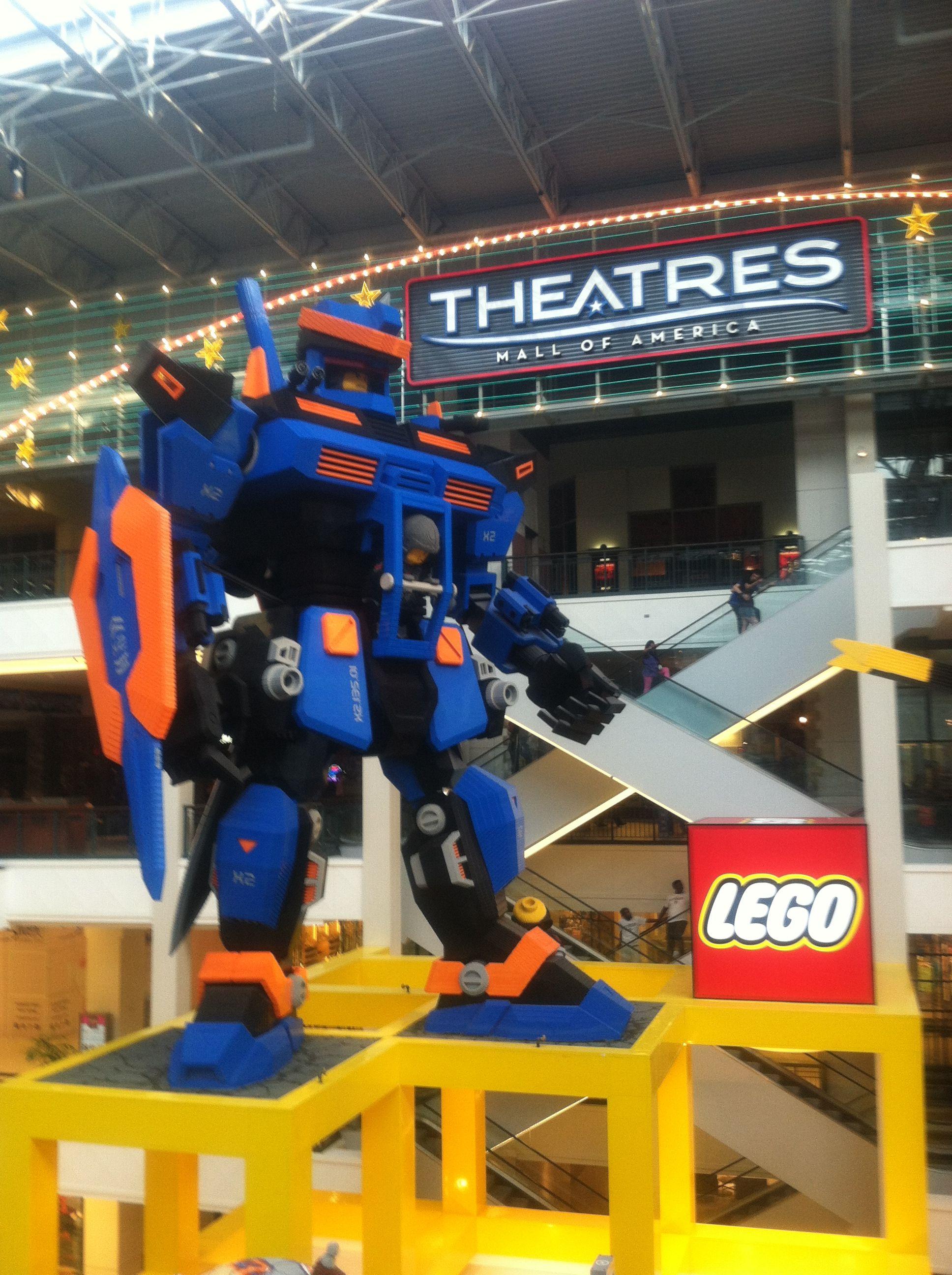 Legoland Mall Of America