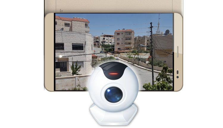 كيف تعمل على تحويل كاميرا الهاتف الجوال الى كاميرا مراقبة عربي تك Phone Electronic Products Electronics