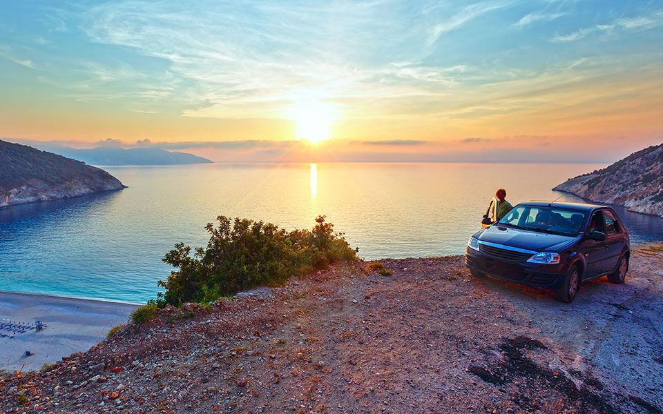 Two Amazing Greek Summer Road Trips (With images) Cheap
