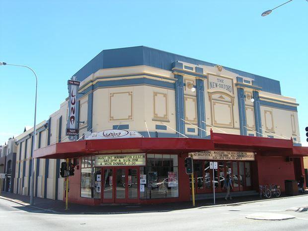 Luna Palace Cinemas // #luna #lunapalacecinemas #movies #lunapalace #movietheatre #cityofperth #leederville