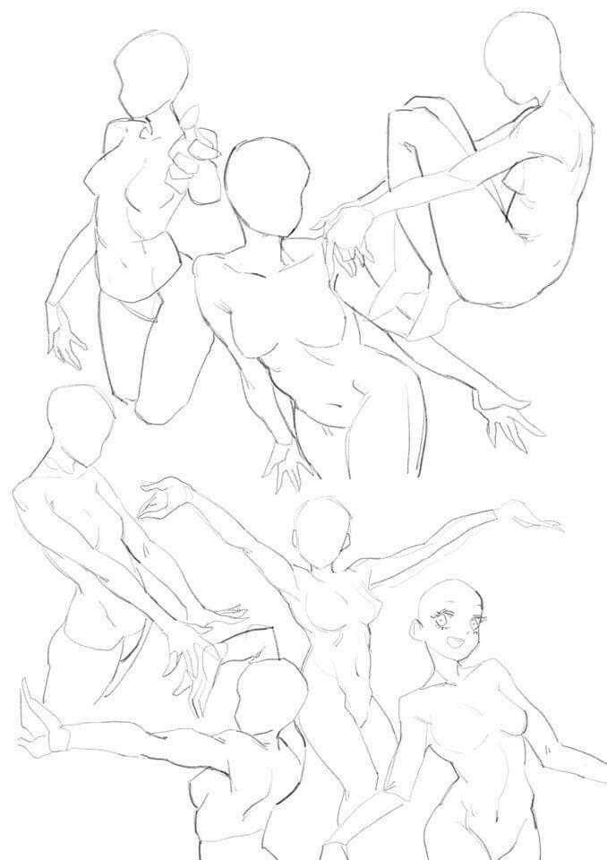 Female. Pose | Рисование | Pinterest | Female poses, Pose and Draw