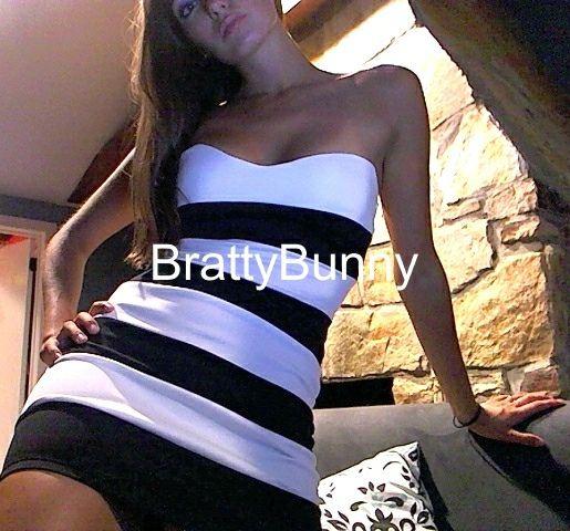 Bratty Bunny | Hot | Tops, White girls, Women