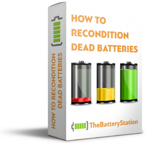 How to Recondition ANY battery - The DIY Battery