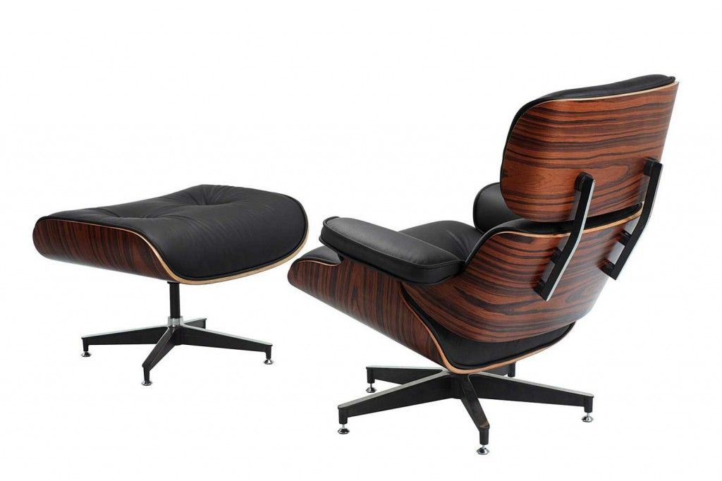 Modern Leather Office Chair With Solid Wood Simpleform Stylish Office Chairs Best Office Chair Eames Lounge Chair