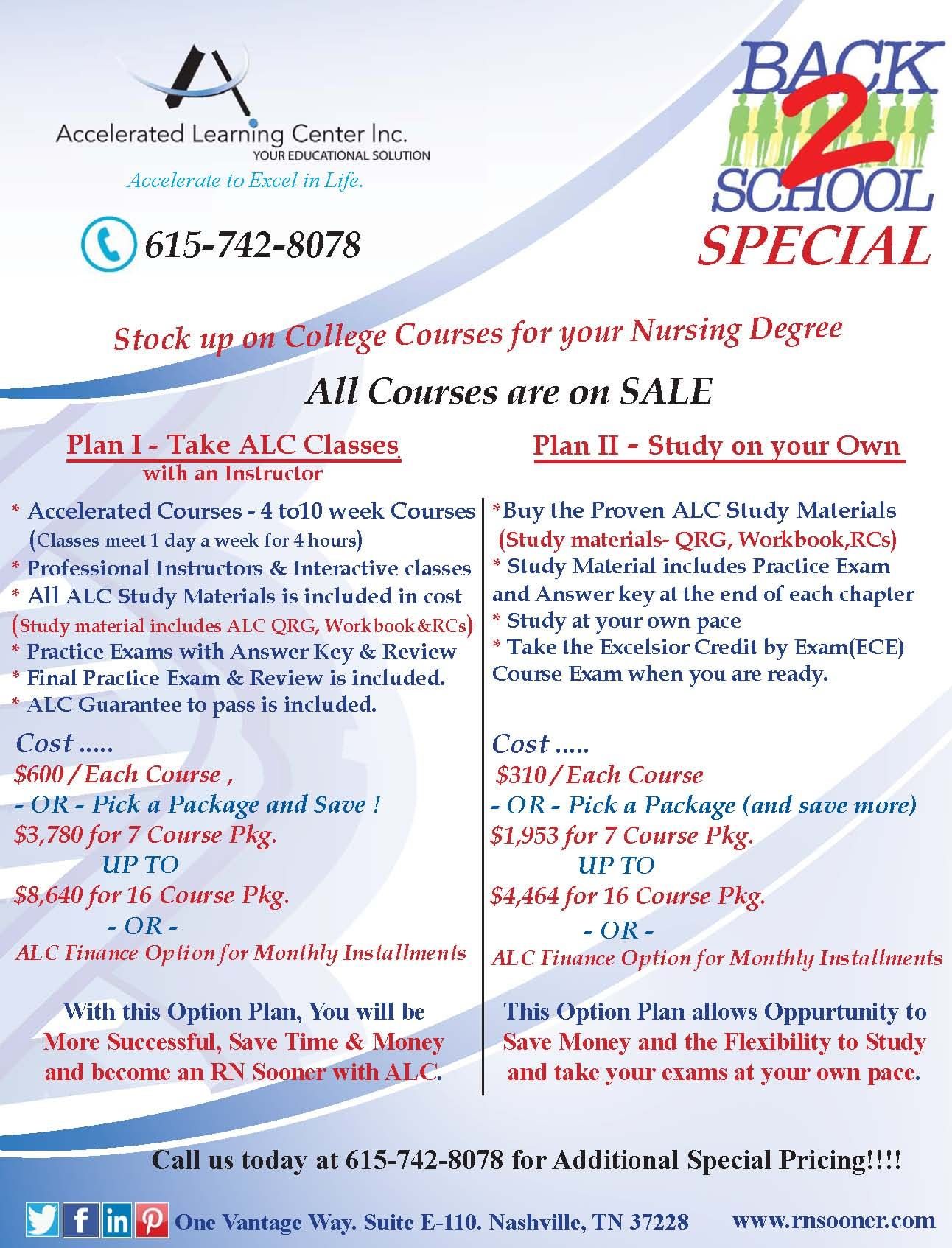 Pin by Accelerated Learning Center, I on New Promotion at