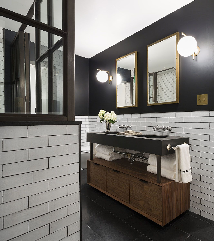 an old soho duplex gets a modern industrial design in 2020