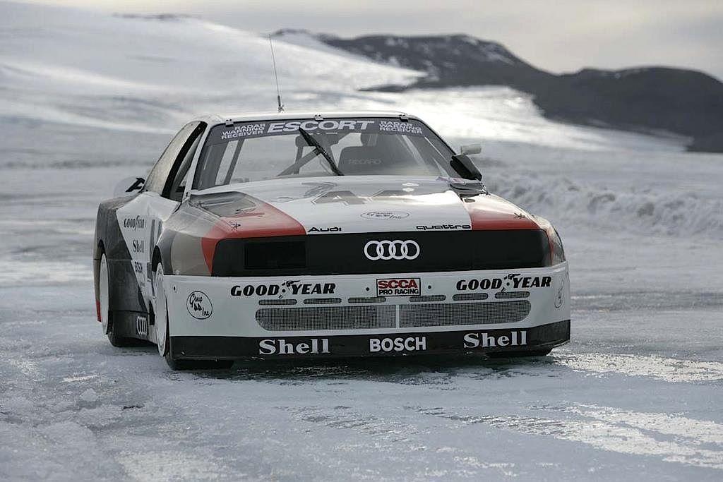 Audi 200 Quattro Trans Am