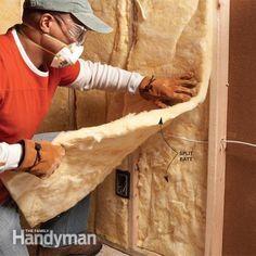 Insulating Walls: 10 Tips http://www.familyhandyman.com/walls/insulating-walls/view-all