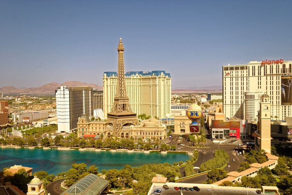 Direct Flights From Washington Dc Usa To Las Vegas Only 78 Roundtrip