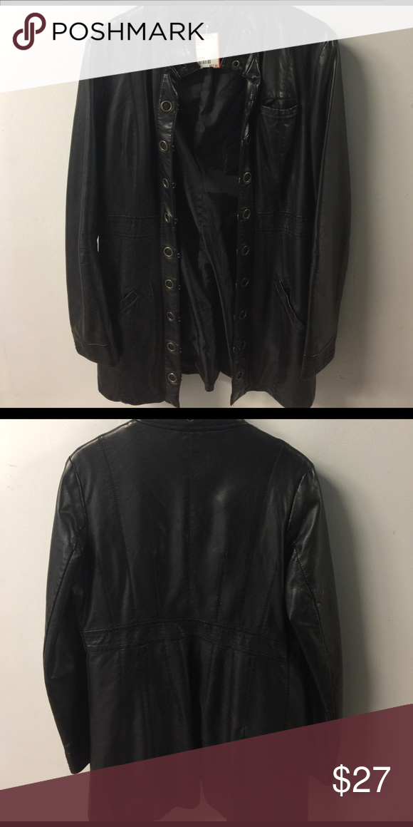 Double Zero black jacket Double Zero black jacket. No trades Jackets & Coats