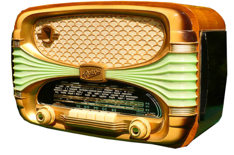 Oceanic French Vintage Radio Retro Radios Antique Radio
