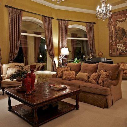 Living Room Crushed Velvet Sofa Design, Pictures, Remodel ...
