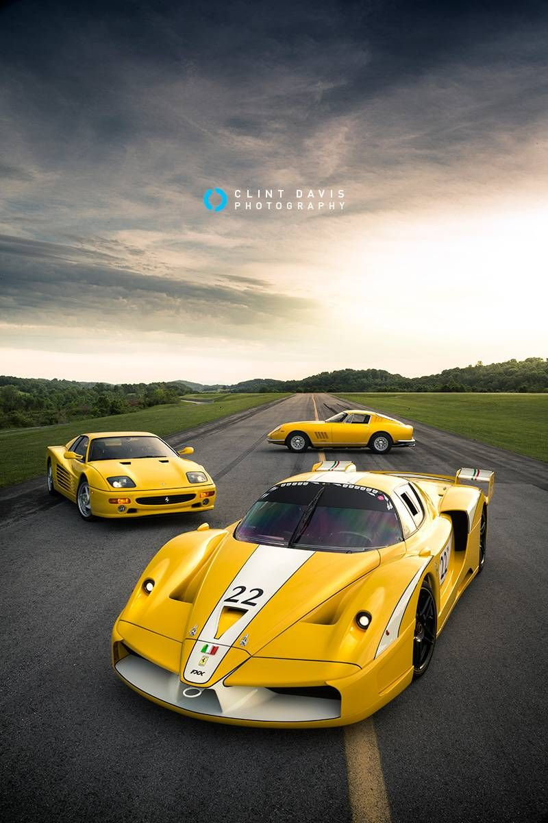 Phil Bachman Ferrari Collection