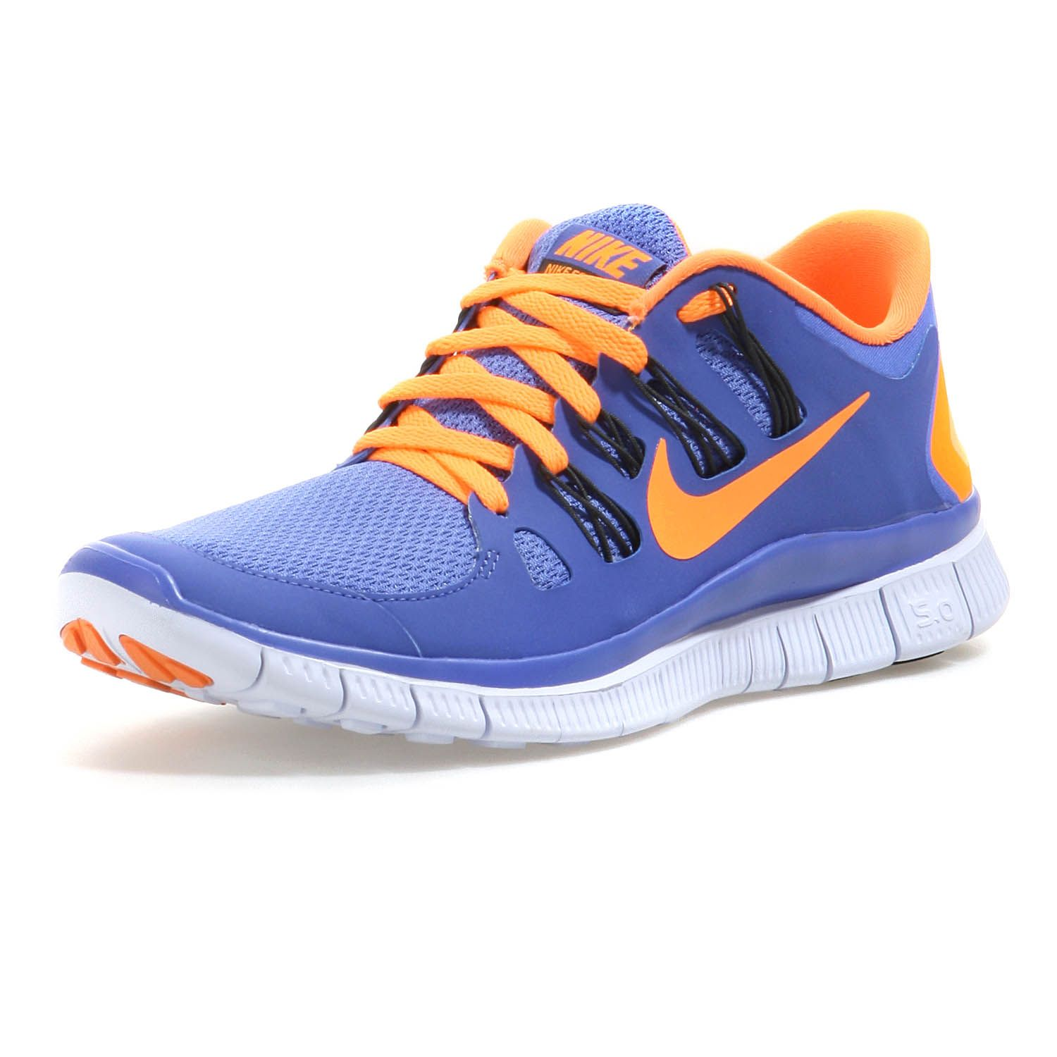competitive price 12c85 54aec ... discount code for nike free 5.0 natural running schuhe damen blau  orange http 2fe7c 5602e