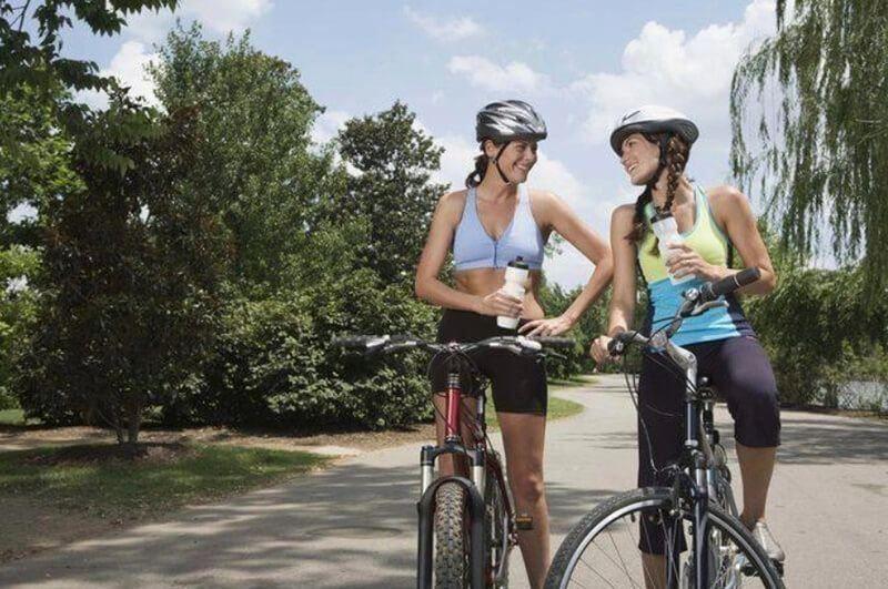 How Many Calories Do You Burn Riding A Bike
