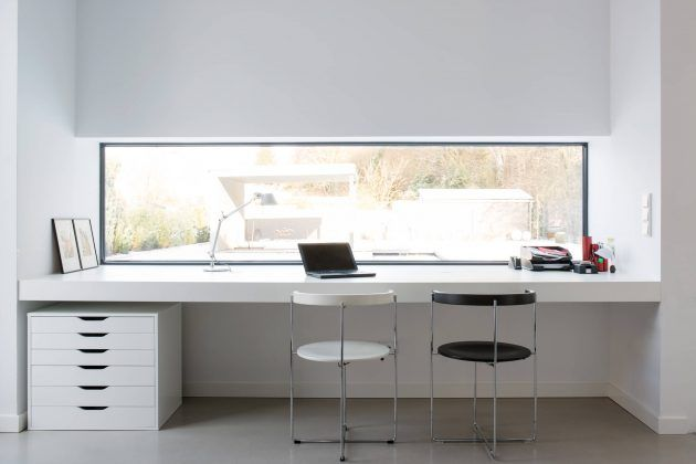 16 Stimulating Modern Home Office Designs That Will Boost Your