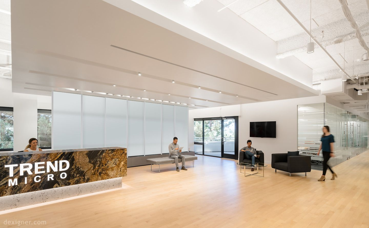 trend micro taps lauckgroup to design interiors for san jose
