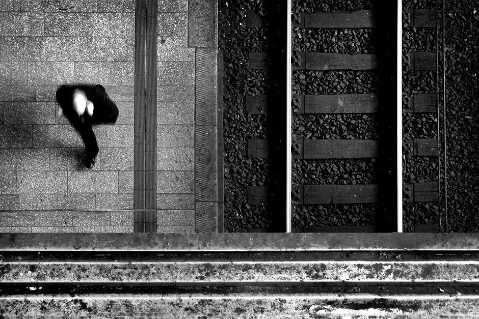 Kai Ziehl's One-Point Perspective Photography
