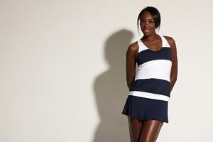 Venus Williams previews her fall fashion line http://www.uticaod.com/living/x2082706595/Venus-Williams-has-her-sport-wardrobe-all-lined-up#