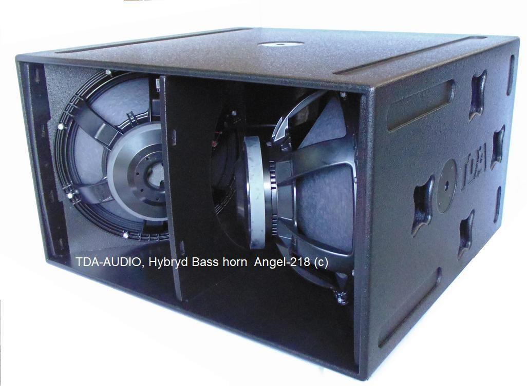 Angel 218 Subwoofer Box Design Subwoofer Box Subwoofer