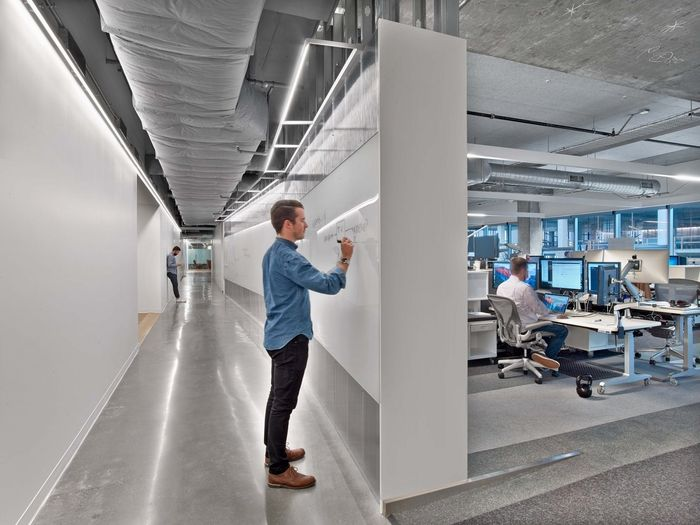 Office Tour: HBO Workspace – Seattle | Seattle, Office interiors and ...