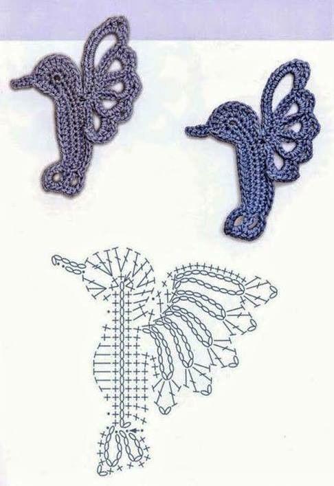 Pin de Lidia Altamiranda en crochet   Pinterest   Ganchillo ...
