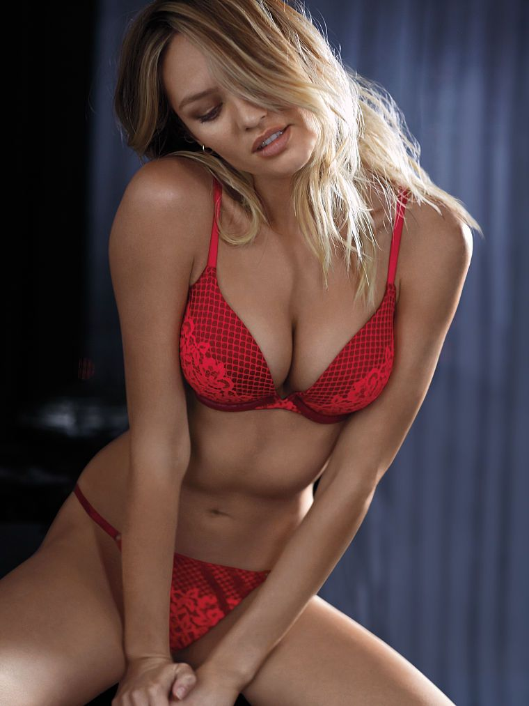 a88017af85b5d Limited Edition Push-Up Bra - Very Sexy - Victoria s Secret - Candice  Swanepoel