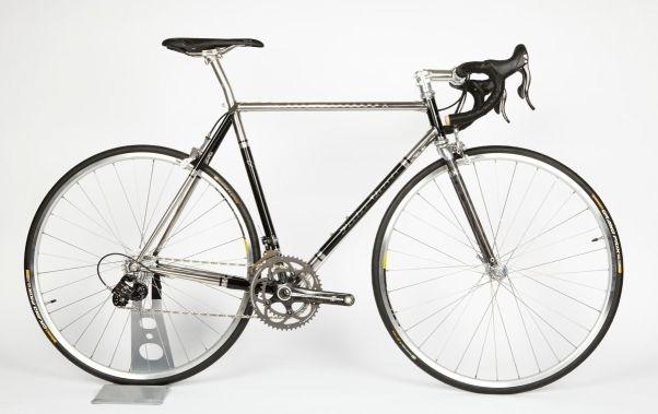 Paulus Quiros - Custom steel 953   Bikes   Pinterest