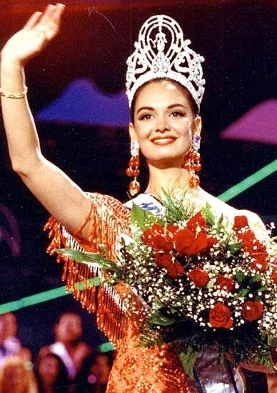 Image result for lupita jones miss universe 1991
