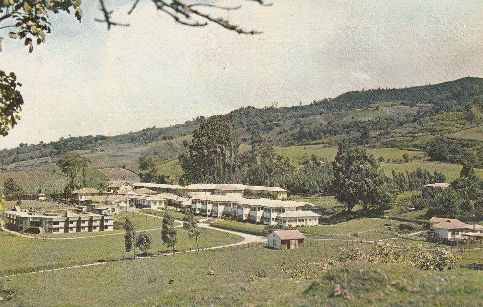 Sanatorio Durán, en Cartago