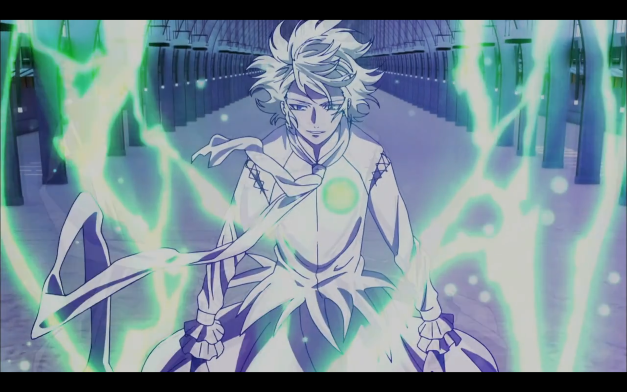 K Return Of Kings Ep7 Nagare Awesome Anime K Project Anime