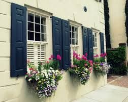 Yellow House Blue Shutters Google Search House Paint Exterior