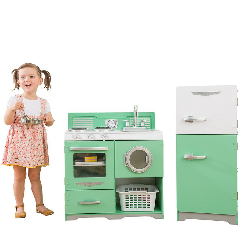 KidKraft Homestyle 2-Piece Kitchen   Kohls