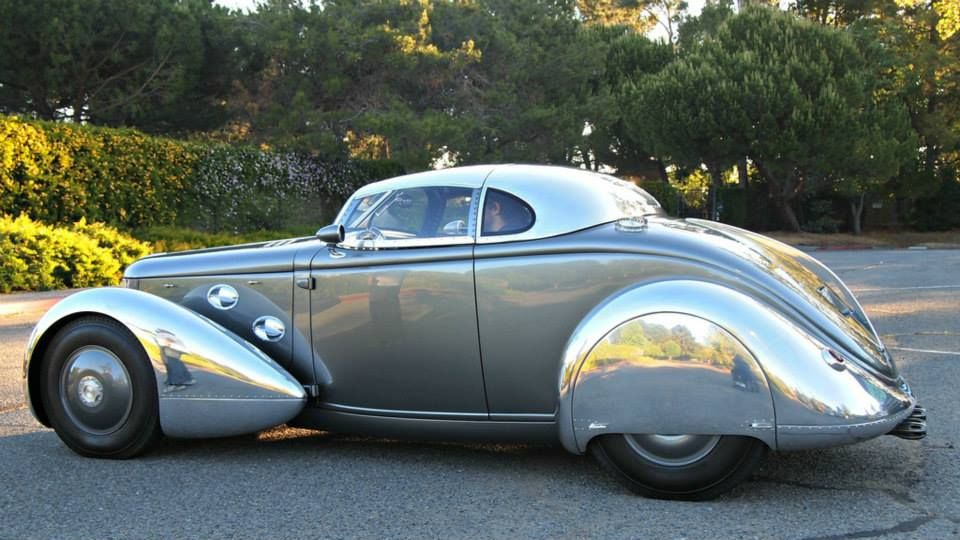 1936 Ford Aerocoupe Custom  Maintenance/restoration of old/vintage vehicles: the material for new cogs/casters/gears/pads could be cast polyamide which I (Cast polyamide) can produce. My contact: tatjana.alic@windowslive.com