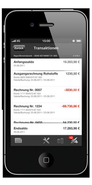 UC eBanking prime Mobile Banking App Neue wege