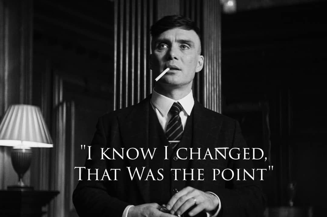 Peaky Blinders Quotes on Instagram: