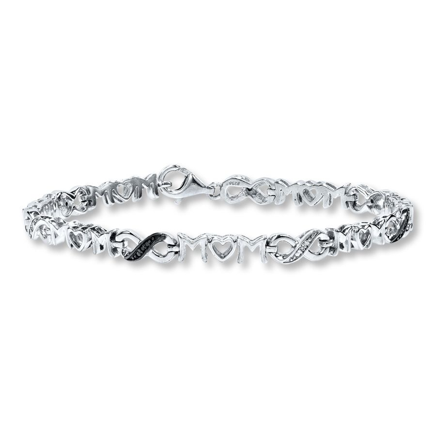 ct bracelet round cut zm diamond tw jaredstore zoom jar hover carat silver kay jared mv jewelers en to sterling