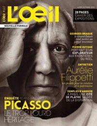 L'Oeil #661 : Picasso, le trop lourd héritage