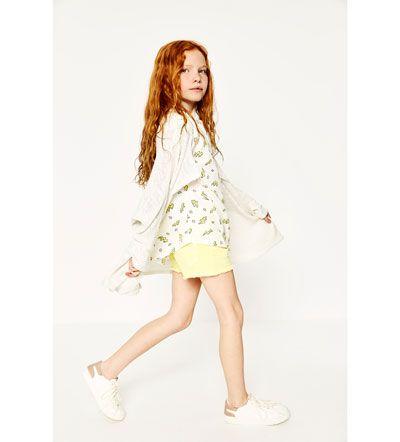 Imagem 2 de T-SHIRT ESTAMPADA da Zara
