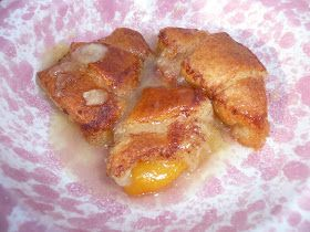 Everyday Dutch Oven: Peach Dumplings