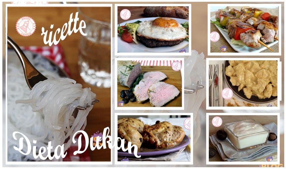 Diete Veloci E Facili : Ricette dieta dukan