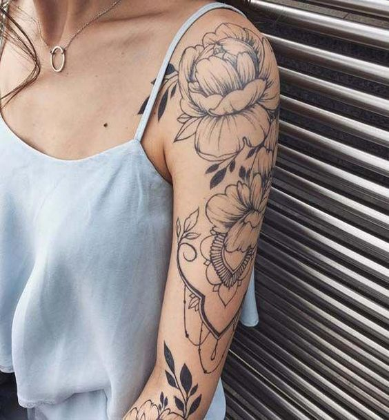 We Offer You Many Tattoo Designs Resembling This Tattoo In High Quality Download On Www Tattoodesign Stock Tattoos Sleeve Tattoos Shoulder Tattoo