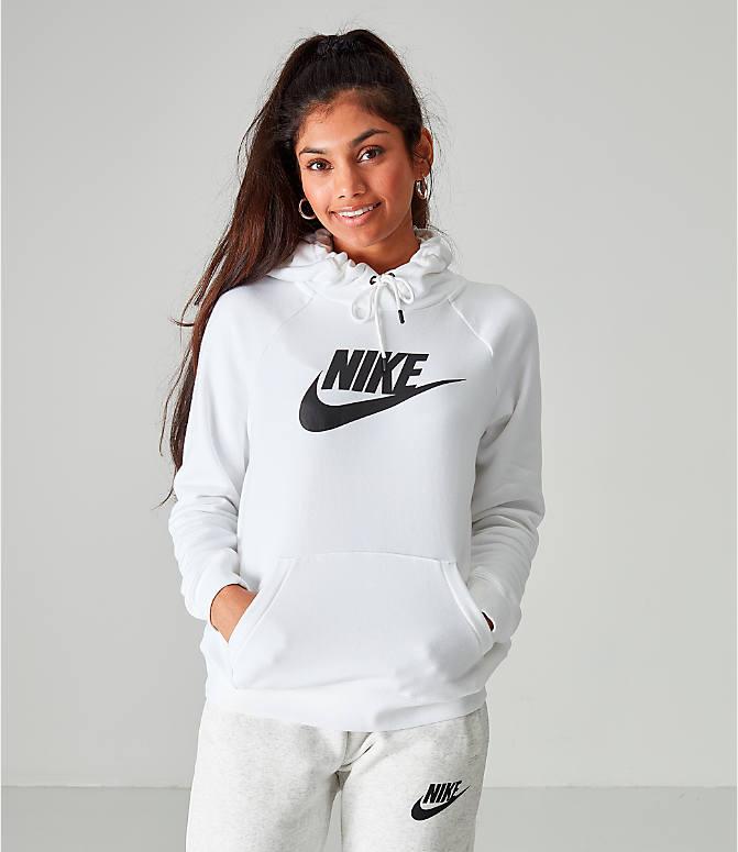 Women's Nike Sportswear Essential Hoodie| Finish Line | Nike ...