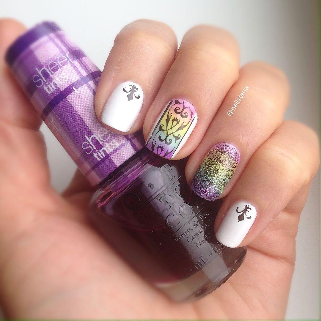 MoYou London Fairytale 08, OPI Sheer Tints #moyoulondon ...