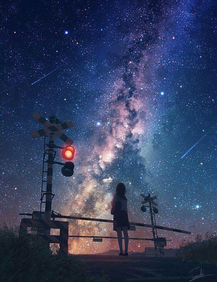 Anime Galaxy Wallpaper Wallpaper Galaxy Sky Stars Love Galaxywallpaper  D Ae D  D  D A D A D Aa_ D A D  D  D A  D  D  D A D  D B D A Ezmkurd