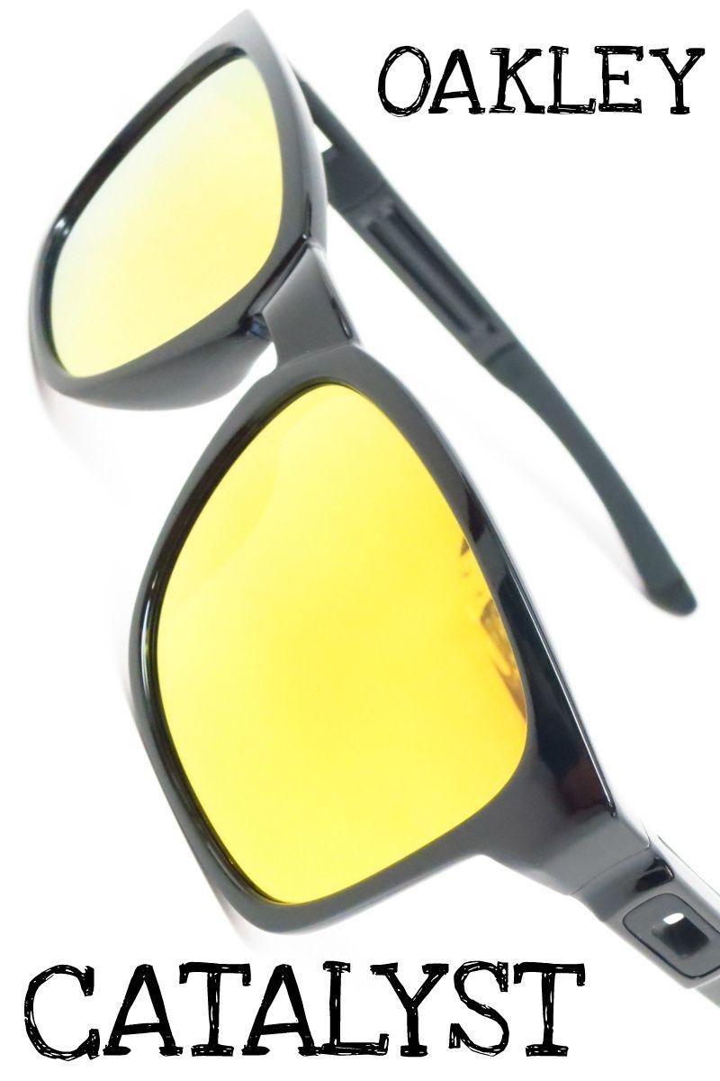 Oakley Catalyst OO9272-04 Polished Black with 24k Iridium lenses - Mens  Sunglasses - On Sale 8bb623b219