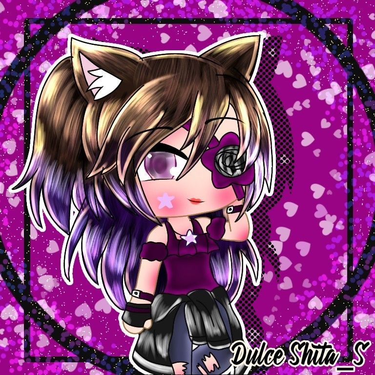 Edit Gacha Club Valeria Gtz Anime Art Club