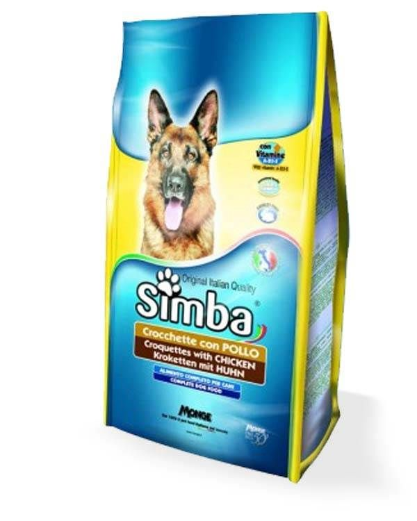 Simba Croquettes With Chicken Dog Food 800 Gm Chicken Dog Food Recipes Dog Food Recipes Dog Food Allergies