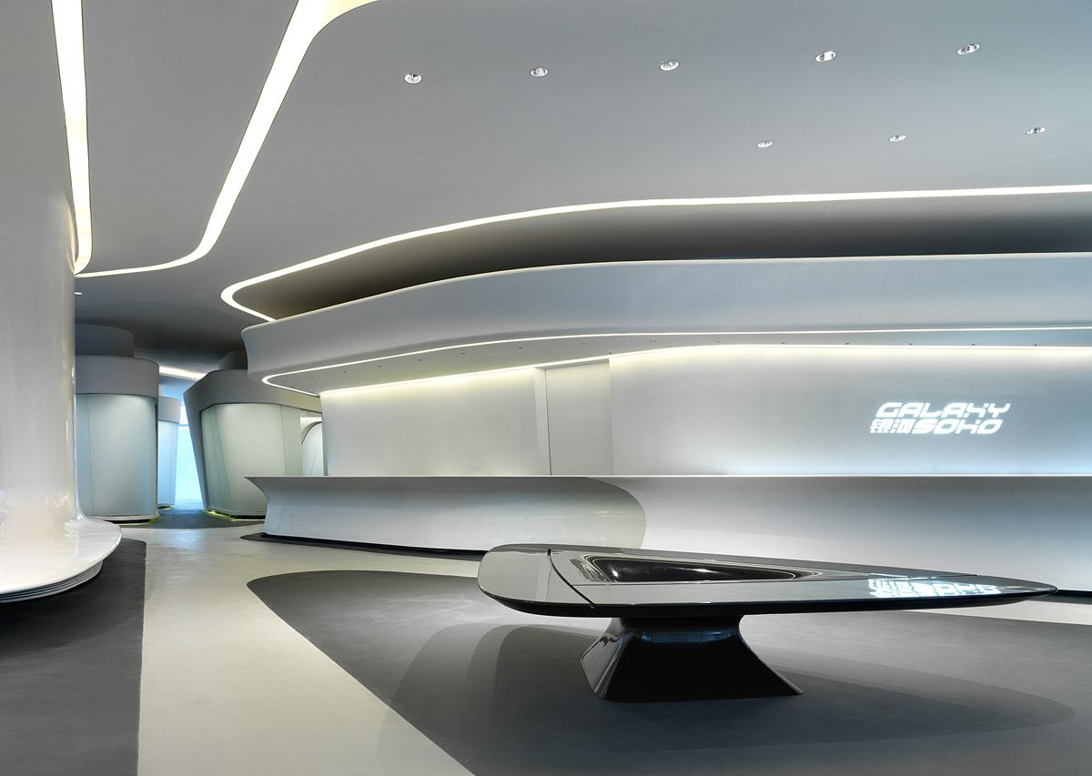 [#ProyectosZahaHadid] Galaxy SOHO / Beijing, China / 2012.