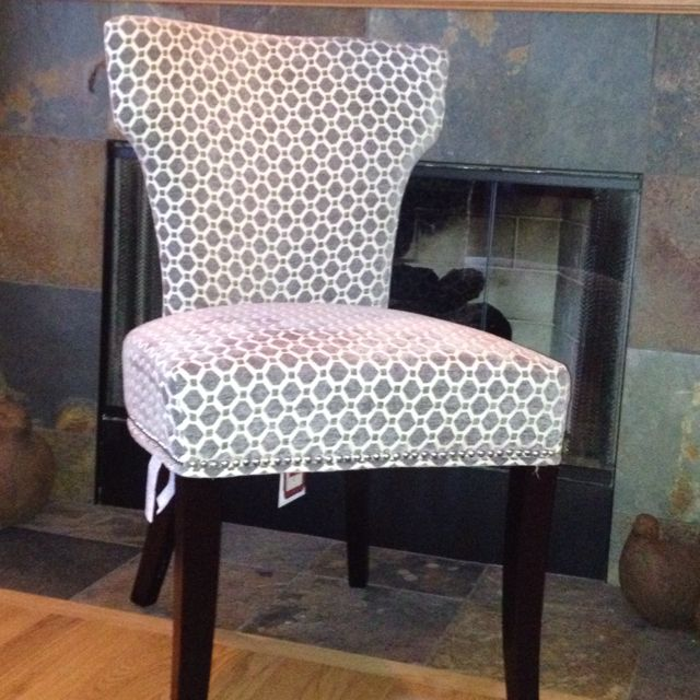 T.J. Maxx Dining Room Chair. Love The Grey U0026 Cream Pattern! Please Contact  Me If You Find Another Chair Like This. Iu0027m Looking For 1 More! :)